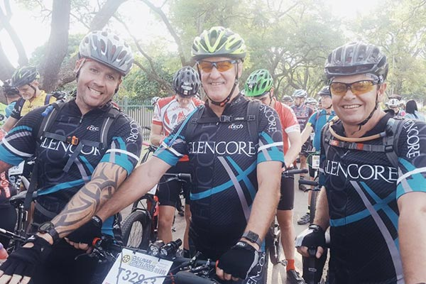 <p>A grueling 24hour ride</p>