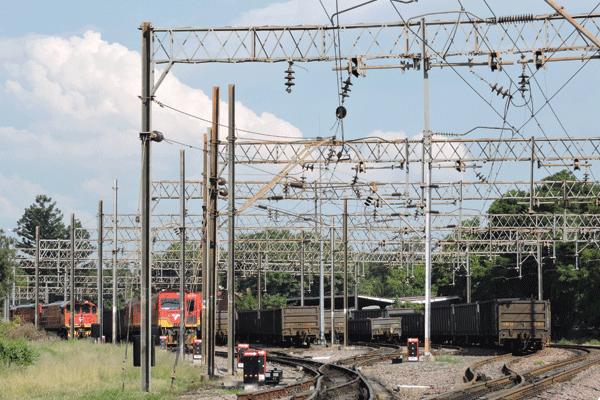 <p>Railway<br /> electrocution</p>