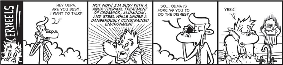 Kerneels Environment