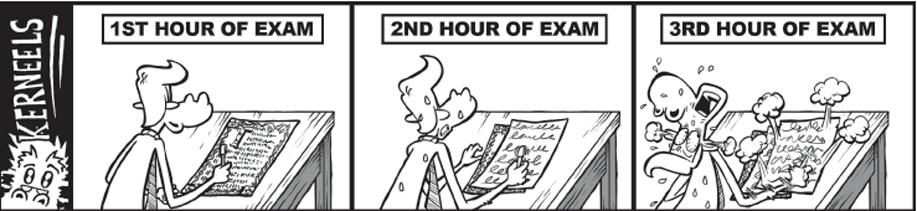 Kerneels Exams