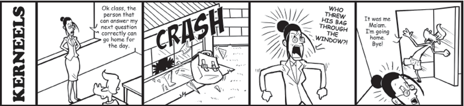 Kerneels Crash