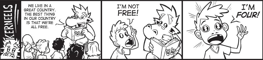 Kerneels - Freedom